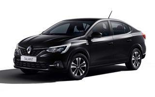 Acesta este noul Taliant! O Dacia Logan cu siglă Renault, lansată recent în Turcia