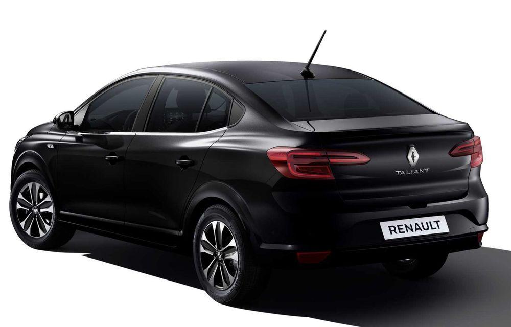 Acesta este noul Taliant! O Dacia Logan cu siglă Renault, lansată recent în Turcia - Poza 7