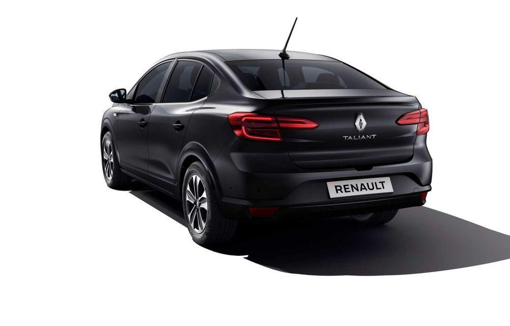 Acesta este noul Taliant! O Dacia Logan cu siglă Renault, lansată recent în Turcia - Poza 8