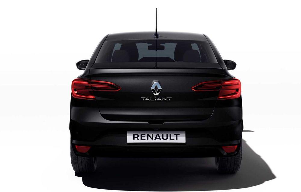 Acesta este noul Taliant! O Dacia Logan cu siglă Renault, lansată recent în Turcia - Poza 9