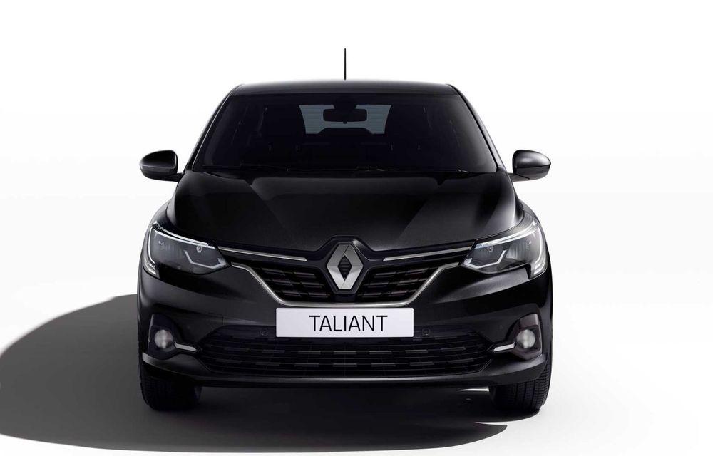 Acesta este noul Taliant! O Dacia Logan cu siglă Renault, lansată recent în Turcia - Poza 4