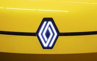 Noul logo Renault va fi introdus treptat pe toate modelele francezilor, până în 2024