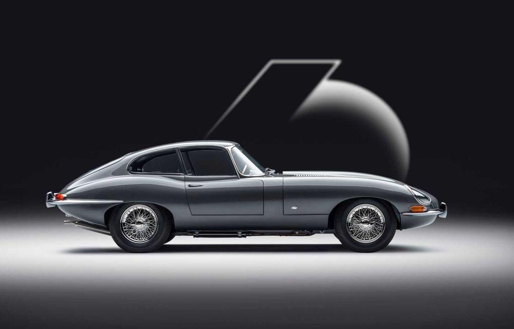 60 de ani de Jaguar E-Type: britanicii marchează momentul cu 12 exemplare clasice restaurate complet - Poza 6