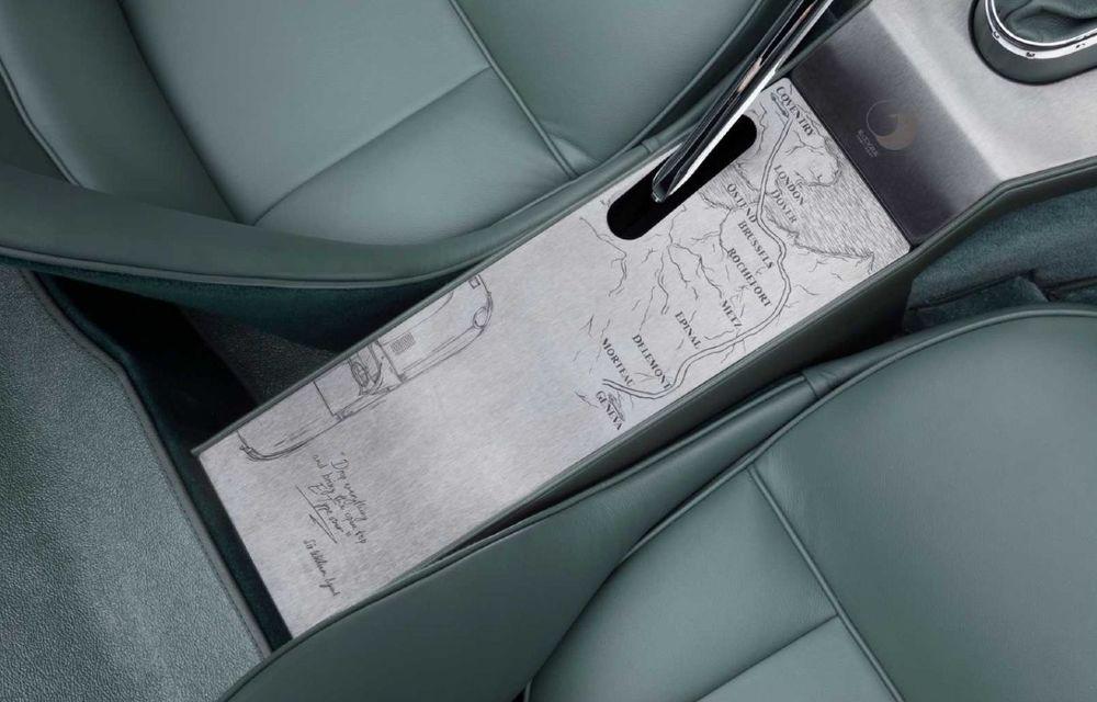 60 de ani de Jaguar E-Type: britanicii marchează momentul cu 12 exemplare clasice restaurate complet - Poza 14