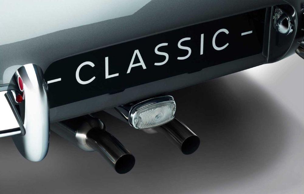 60 de ani de Jaguar E-Type: britanicii marchează momentul cu 12 exemplare clasice restaurate complet - Poza 17