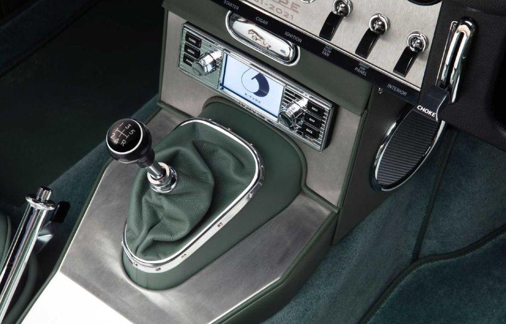 60 de ani de Jaguar E-Type: britanicii marchează momentul cu 12 exemplare clasice restaurate complet - Poza 13