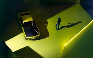 Opel Manta se întoarce sub forma unui concept electric: GSe ElektroMOD