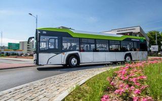 Guvernul cumpără 123 de autobuze electrice pentru 6 orașe din România