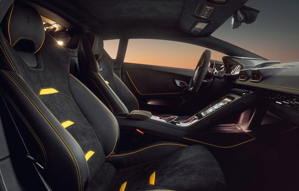 Tuning exclusivist: Novitec transformă supercarul Lamborghini Huracan EVO - Poza 6