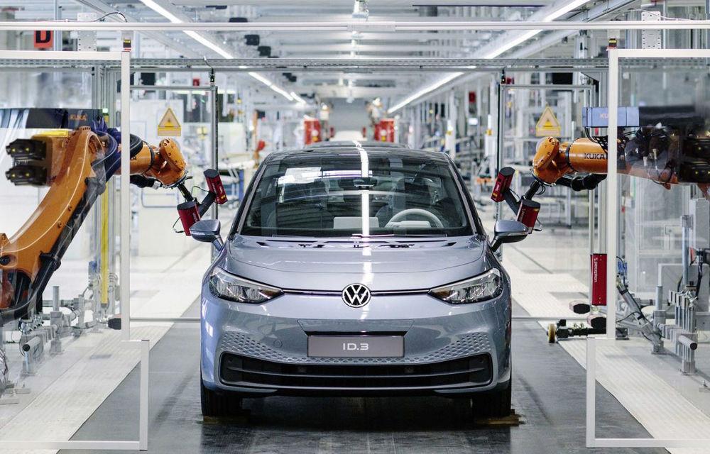Grupul Volkswagen vrea șase uzine Gigafactory în Europa până în 2030 - Poza 1