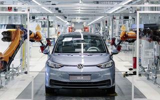 Grupul Volkswagen vrea șase uzine Gigafactory în Europa până în 2030