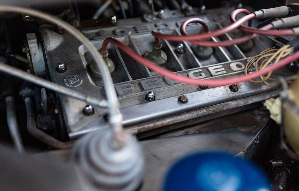 Una dintre legendele Grupei B, acest Peugeot 205 Turbo 16 s-ar putea vinde cu 400.000 de euro la licitație - Poza 9