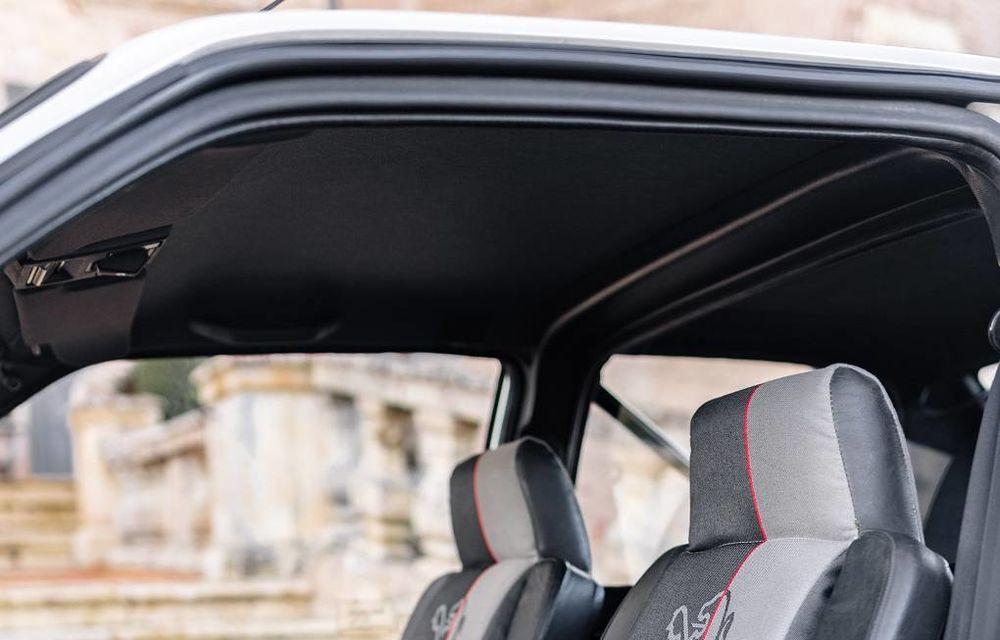 Una dintre legendele Grupei B, acest Peugeot 205 Turbo 16 s-ar putea vinde cu 400.000 de euro la licitație - Poza 6