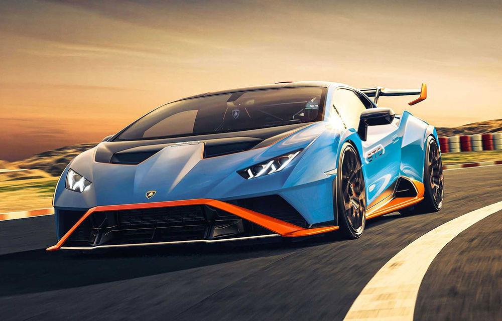 """Lamborghini: """"Manevrabilitatea mașinilor noastre este crucială în era electrificării"""" - Poza 1"""