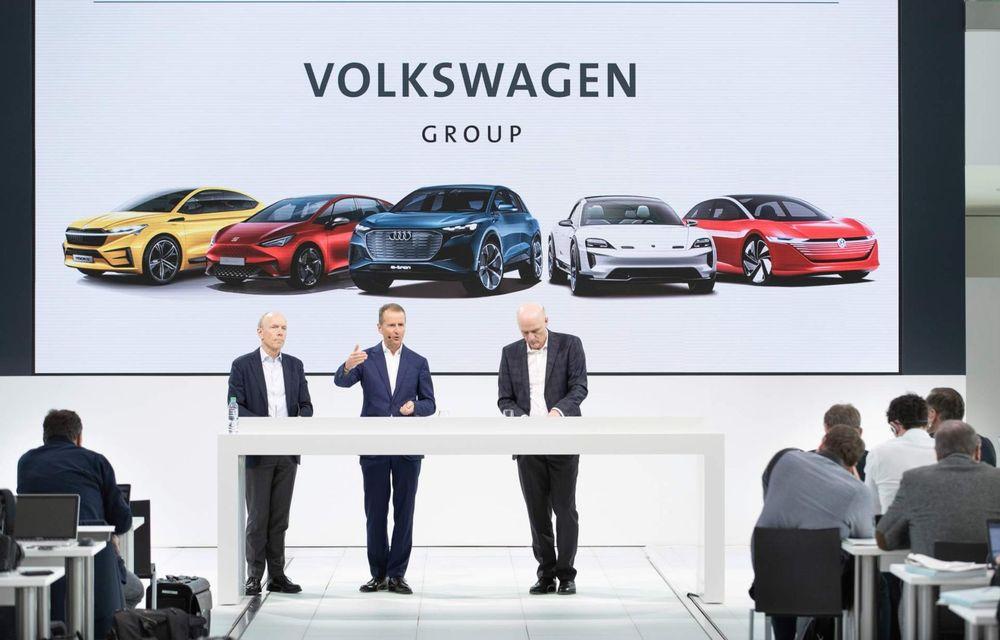 Lansările Grupului Volkswagen în 2021: lista include ID.5, noua generație Fabia și un Bugatti misterios - Poza 1