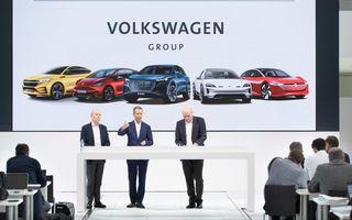 Lansările Grupului Volkswagen în 2021: lista include ID.5, noua generație Fabia și un Bugatti misterios