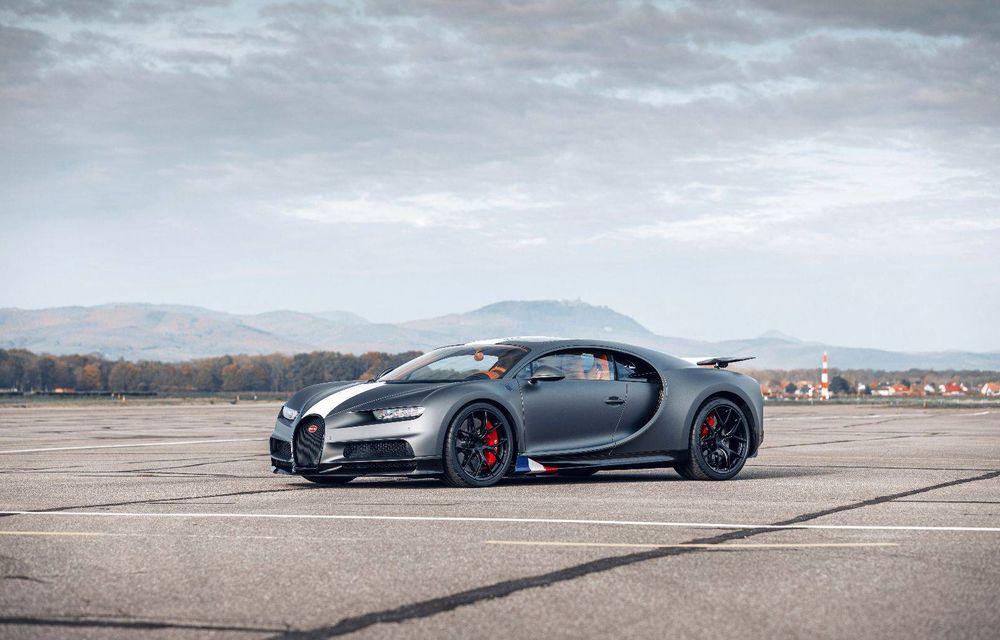 Lansările Grupului Volkswagen în 2021: lista include ID.5, noua generație Fabia și un Bugatti misterios - Poza 8
