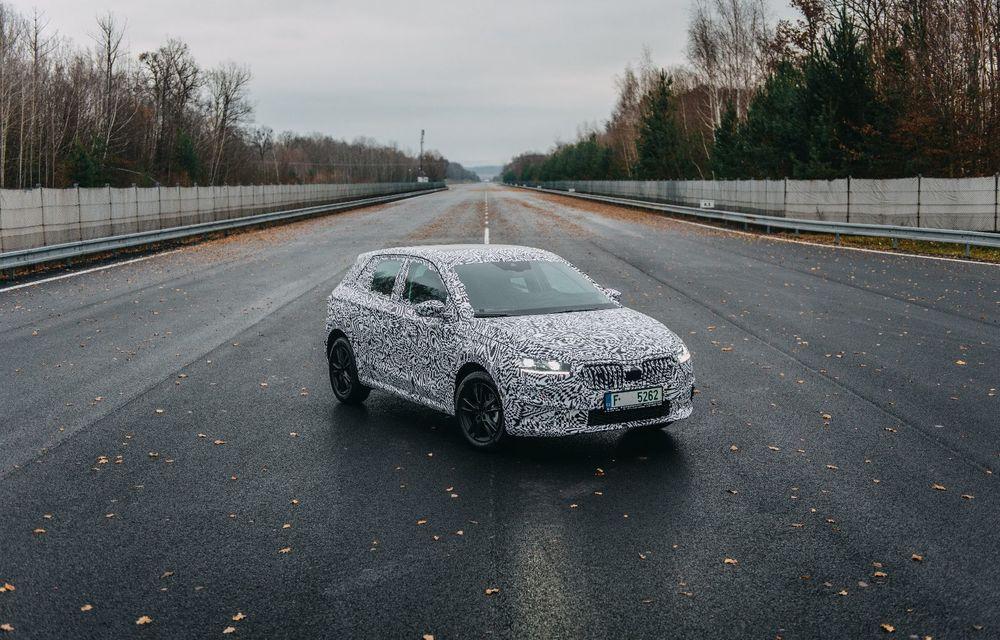 Lansările Grupului Volkswagen în 2021: lista include ID.5, noua generație Fabia și un Bugatti misterios - Poza 3