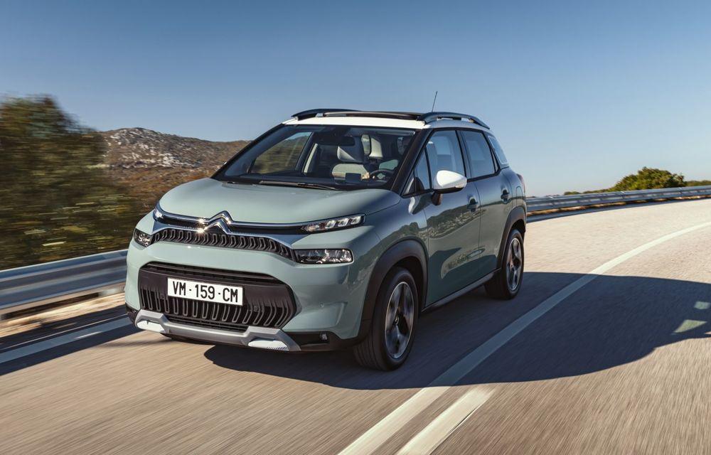 Prețuri pentru Citroën C3 Aircross facelift în România: start de la 17.300 de euro - Poza 1