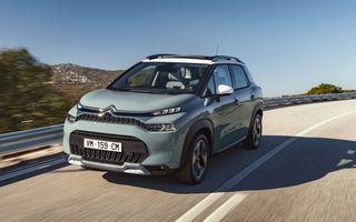 Prețuri pentru Citroën C3 Aircross facelift în România: start de la 17.300 de euro