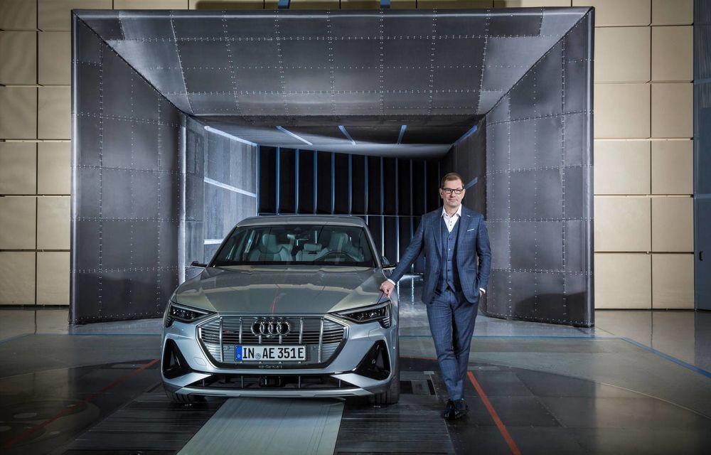 """Șeful Audi: """"Nu mai dezvoltăm o generație nouă de motoare cu ardere internă"""" - Poza 1"""