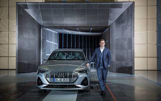 """Șeful Audi: """"Nu mai dezvoltăm o generație nouă de motoare cu ardere internă"""""""