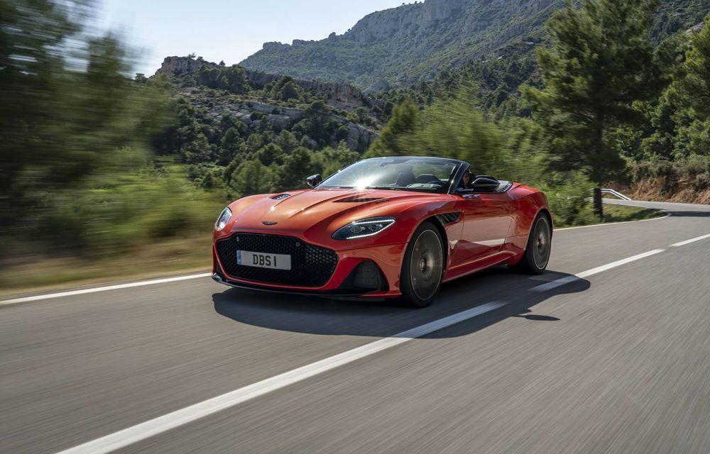 Toate modelele Aston Martin de stradă vor avea motoare electrificate până în 2030 - Poza 1