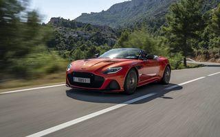 Toate modelele Aston Martin de stradă vor avea motoare electrificate până în 2030
