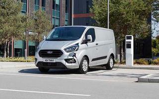 Alianța Ford-Volkswagen: mariajul ne va aduce versiuni electrice pentru Transit și Transporter