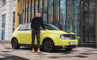 Viața cu o mașină electrică pe timp de iarnă: 5 lucruri pe care trebuie să le știi despre Honda e