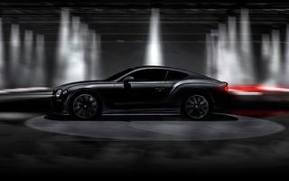 """Teaser cu noul Continental GT Speed: """"Cel mai capabil Bentley de până acum"""""""