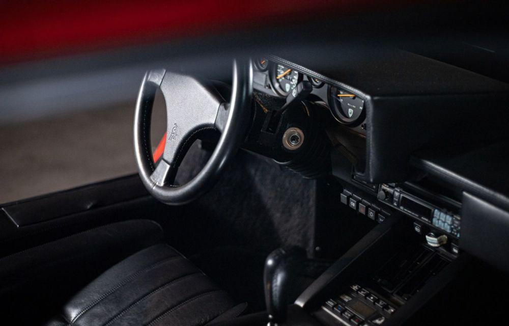 Un Lamborghini Countach 25th Anniversary, cu numai 1000 de kilometri la bord, a fost scos la vânzare - Poza 5