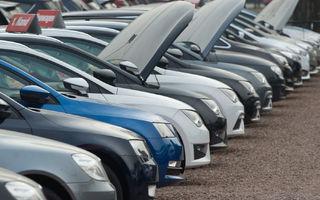 Percheziții la vânzătorii de mașini second hand: au păgubit statul cu 20 de milioane de euro