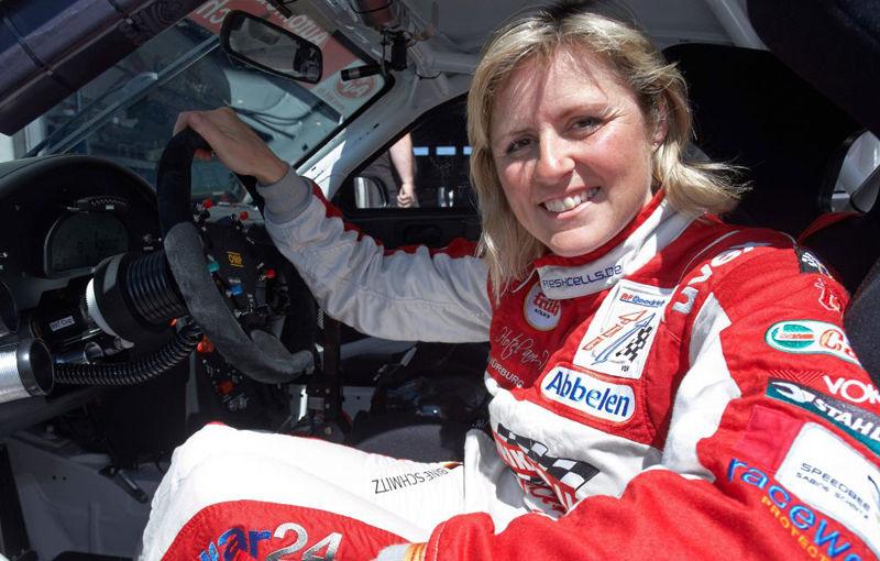 """Sabine Schmitz, supranumită """"Regina Nurburgringului"""", a decedat la vârsta de 51 de ani - Poza 1"""