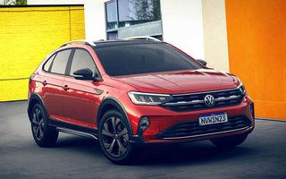Volkswagen va lansa crossoverul sud-american Nivus și în Europa, până la sfârșitul anului