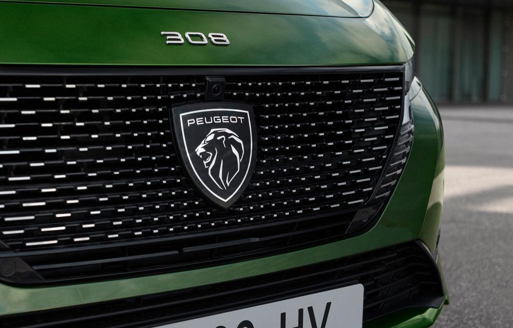 OFICIAL: Galerie foto și informații cu noul Peugeot 308 - Poza 17