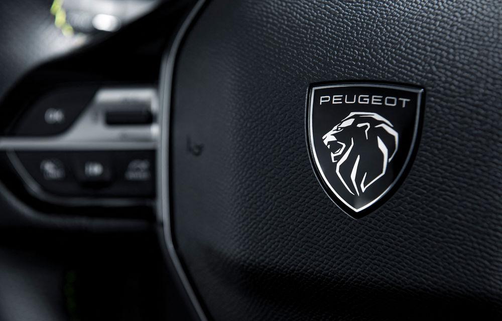 OFICIAL: Galerie foto și informații cu noul Peugeot 308 - Poza 29