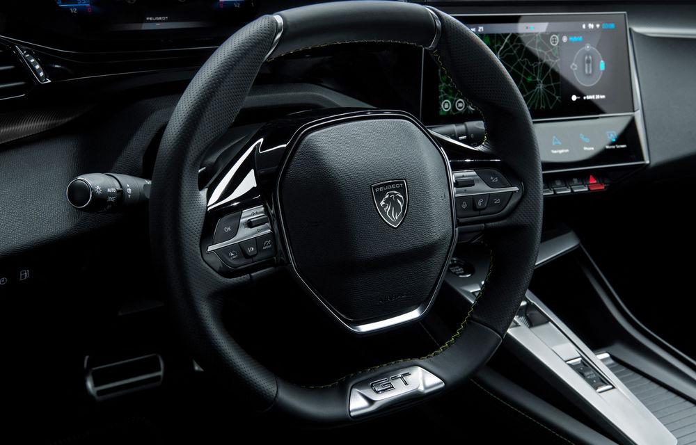 OFICIAL: Galerie foto și informații cu noul Peugeot 308 - Poza 30