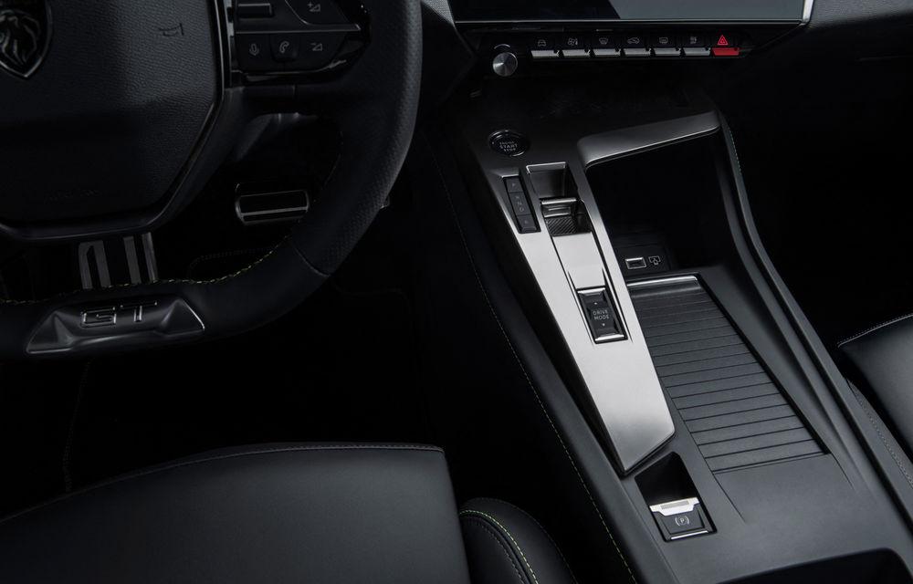 OFICIAL: Galerie foto și informații cu noul Peugeot 308 - Poza 28