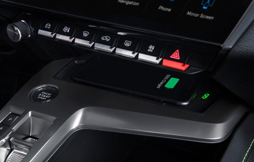 OFICIAL: Galerie foto și informații cu noul Peugeot 308 - Poza 32