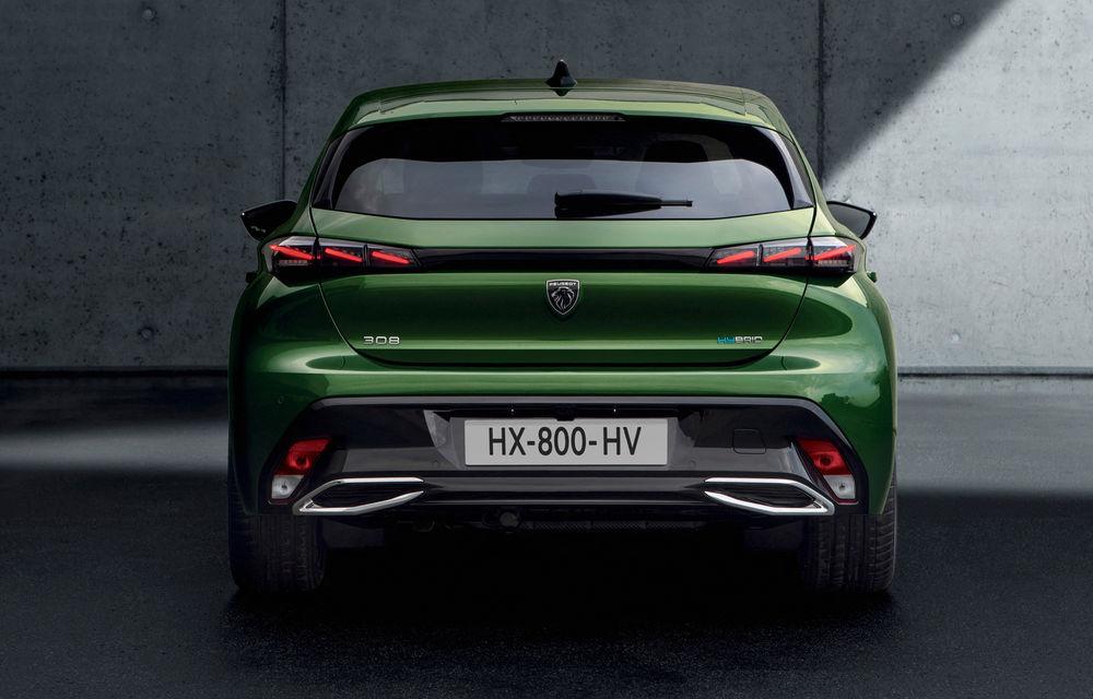 OFICIAL: Galerie foto și informații cu noul Peugeot 308 - Poza 19