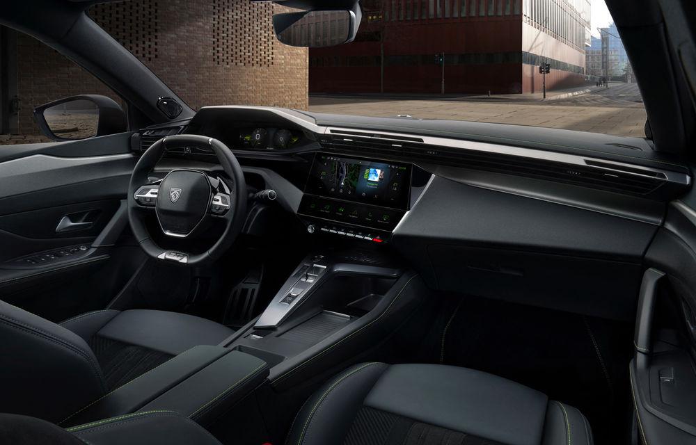 OFICIAL: Galerie foto și informații cu noul Peugeot 308 - Poza 7