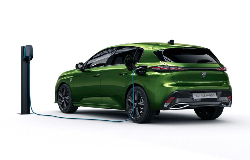 OFICIAL: Galerie foto și informații cu noul Peugeot 308 - Poza 14