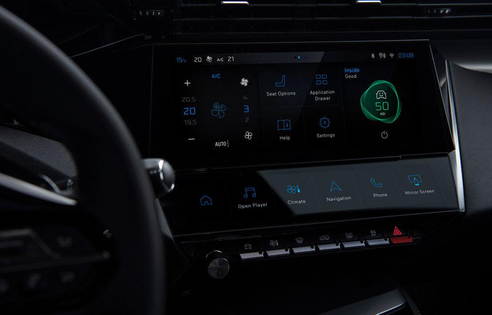 OFICIAL: Galerie foto și informații cu noul Peugeot 308 - Poza 25