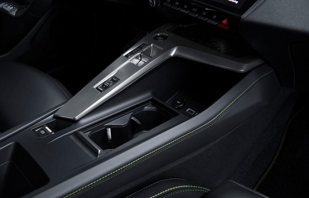 OFICIAL: Galerie foto și informații cu noul Peugeot 308 - Poza 27