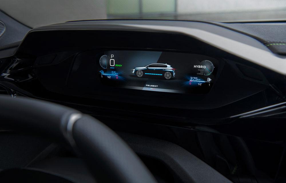 OFICIAL: Galerie foto și informații cu noul Peugeot 308 - Poza 24
