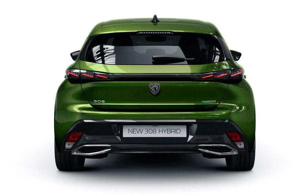 OFICIAL: Galerie foto și informații cu noul Peugeot 308 - Poza 12