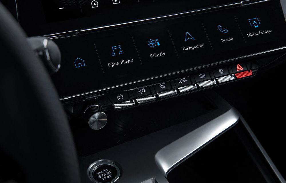 OFICIAL: Galerie foto și informații cu noul Peugeot 308 - Poza 31