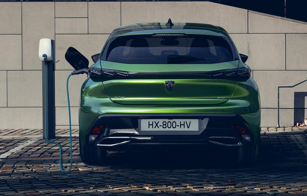 OFICIAL: Galerie foto și informații cu noul Peugeot 308 - Poza 6