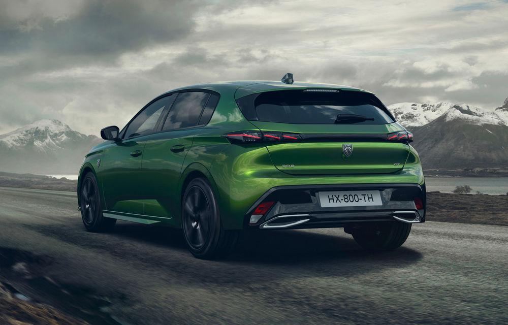OFICIAL: Galerie foto și informații cu noul Peugeot 308 - Poza 2